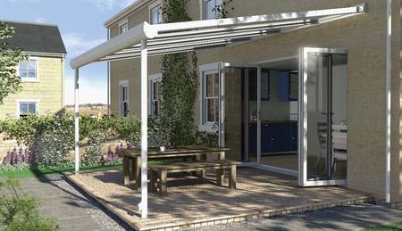 Pergola Patio Cover Folding Doors 2 U