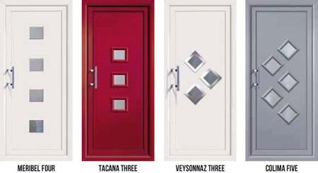 Aluminium Door Panels Folding Doors 2 U