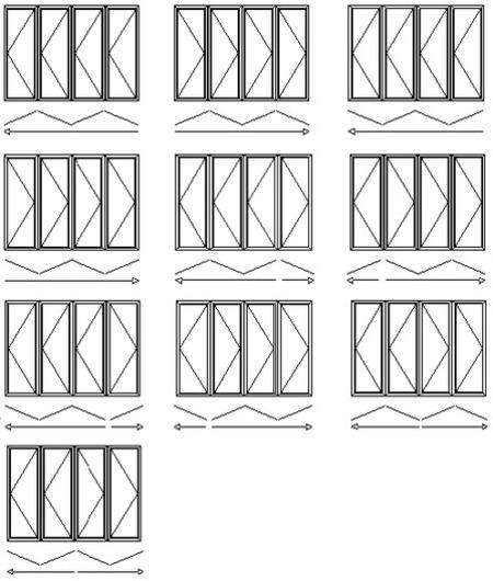 Panels  E  A Traffic Door All Models