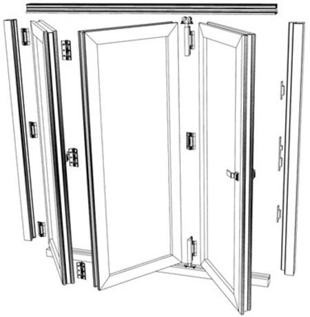 Folding Doors Sliding Folding Doors Installation