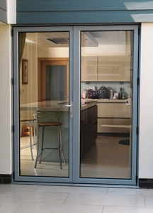 Aluminium French Doors Folding Doors 2 U