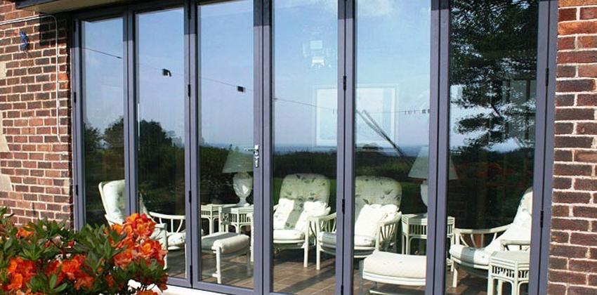 Timber Bi Fold Doors At Affordable Prices Folding Doors 2 U