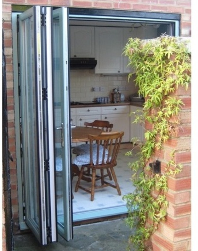 Upvc bi fold door gallery folding doors 2 u for Upvc front door 78 x 30