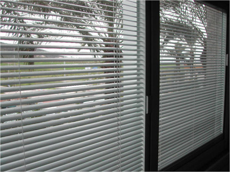Advantages of integrated blinds