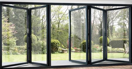 glass bifold doors. Clean Sparkling Streak-free Glass On Your Bifold Doors .