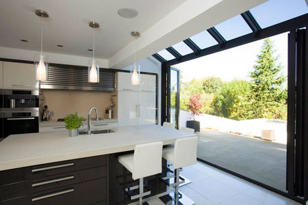Better Extensions With Bi-fold Doors | Folding Doors 2 U