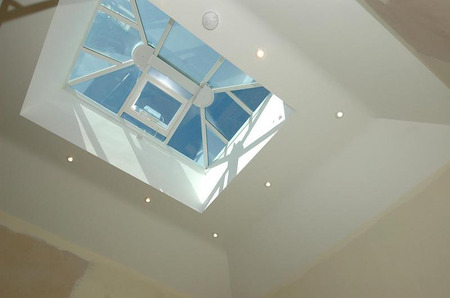 Make Your Extension Brighter with a Roof Lantern
