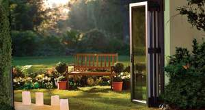 anthracite bifold door