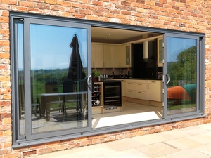 Aluminium Sliding Patio Doors | Folding Doors 2 U