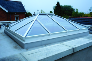 Aluminium Roof Lanterns - uPVC Roof Lanterns | FD2U