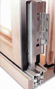 Timber Bifold Doors Threshold Options