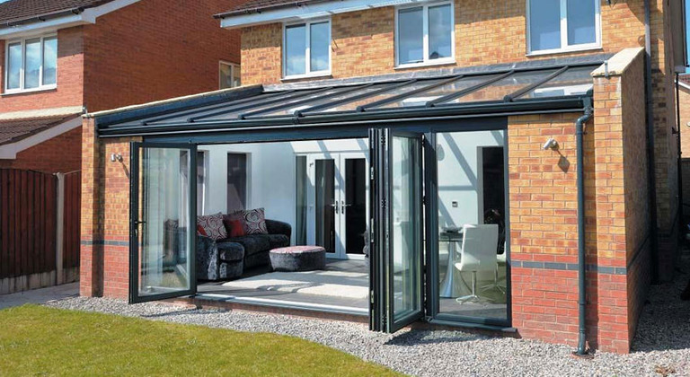 Image result for Bifold doors