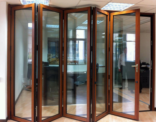 Internal folding sliding doors & Timber Bi-fold doors at affordable prices - Folding Doors 2 U