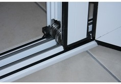 Aluminium Bi-folds Threshold Options | Folding doors 2 U
