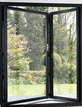 Clean sparkling streak-free glass on your bifold doors
