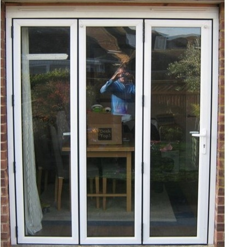 uPVC Bi-fold Door Gallery | Folding Doors 2 U