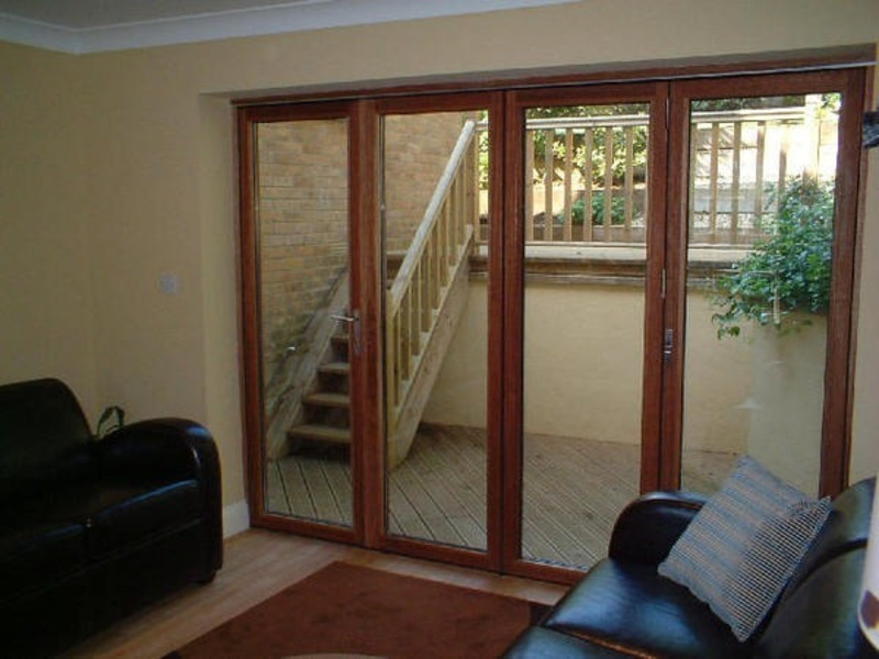 Timber Bi-fold Door Gallery | Folding Doors 2 U