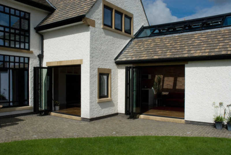 Aluminium Bi-fold Door Gallery | Folding Doors 2 U