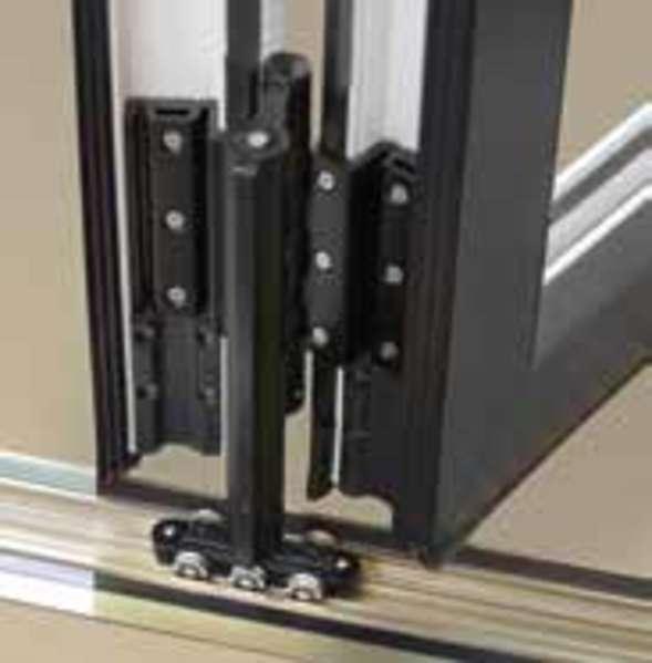 1970 X 2090 White Veka Imagine Upvc Bi Fold Door Folding